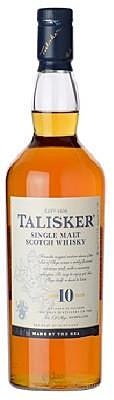 Talisker 10 Years Old Single Speyside Malt Scotch Whisky - Scotland