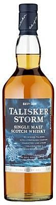Talisker Storm Single Malt Scotch Whisky Scotland