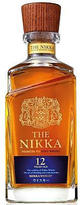 The Nikka 12 Years Old Nikka - Japanese Whiskey