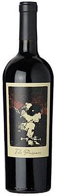 2017 The Prisoner Red Blend Napa Valley California Red