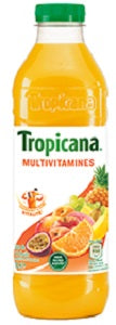Multi Fruits Juice Tropicana Florida