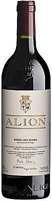 2012  Vega Sicilia Alion Ribera del Duero Spain Red