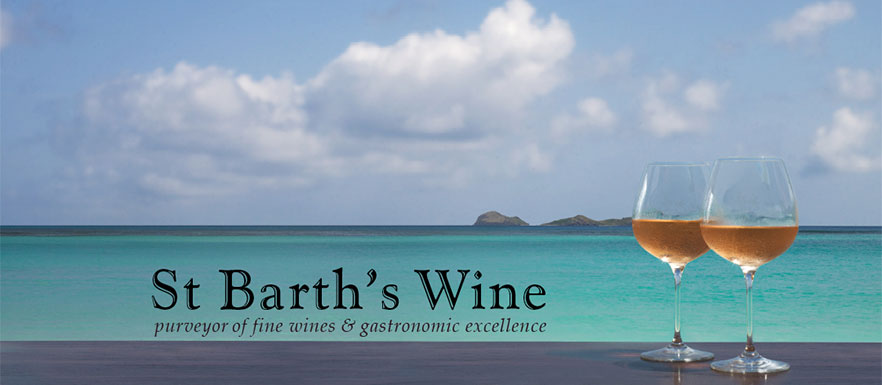 St Barth's Wine