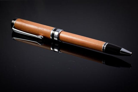 Bermuda Cedar Pen, Classic Twist, Pen or Pencil
