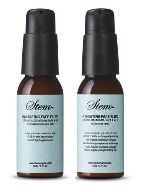 Balancing Face Fluid & Hydrating Face Fluid
