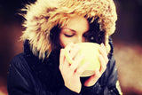 Warming winter drink