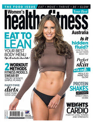 Woman's Health & Fitness Magazine Cover