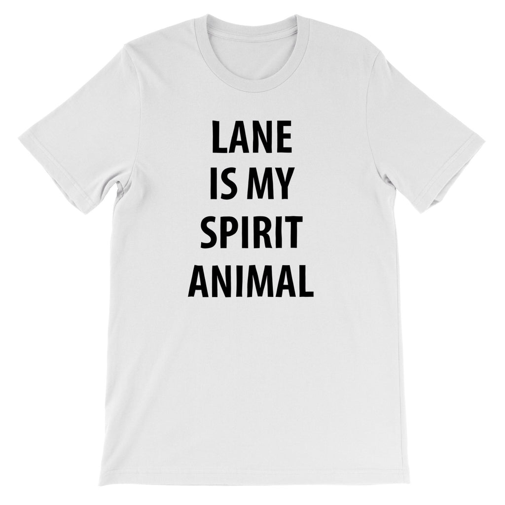 Spirit Animal // Girls of Gilmore {Black Lettered Crew Neck} Tee