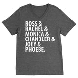 FRIENDS {V-Neck} Tee