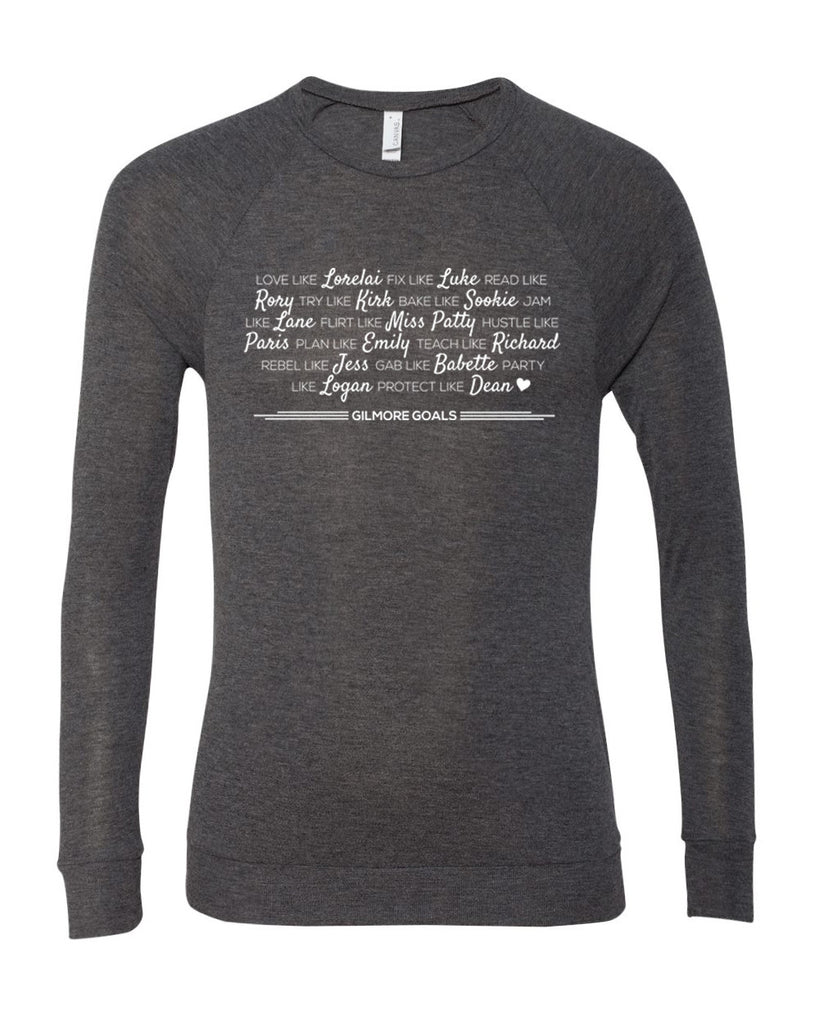 {Charcoal Black} Layering Sweater - Choose Your Design