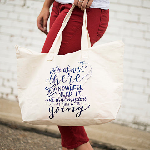 """Going"" Tote"