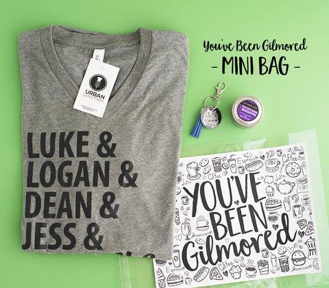 You've Been Gilmored! Mini Bag