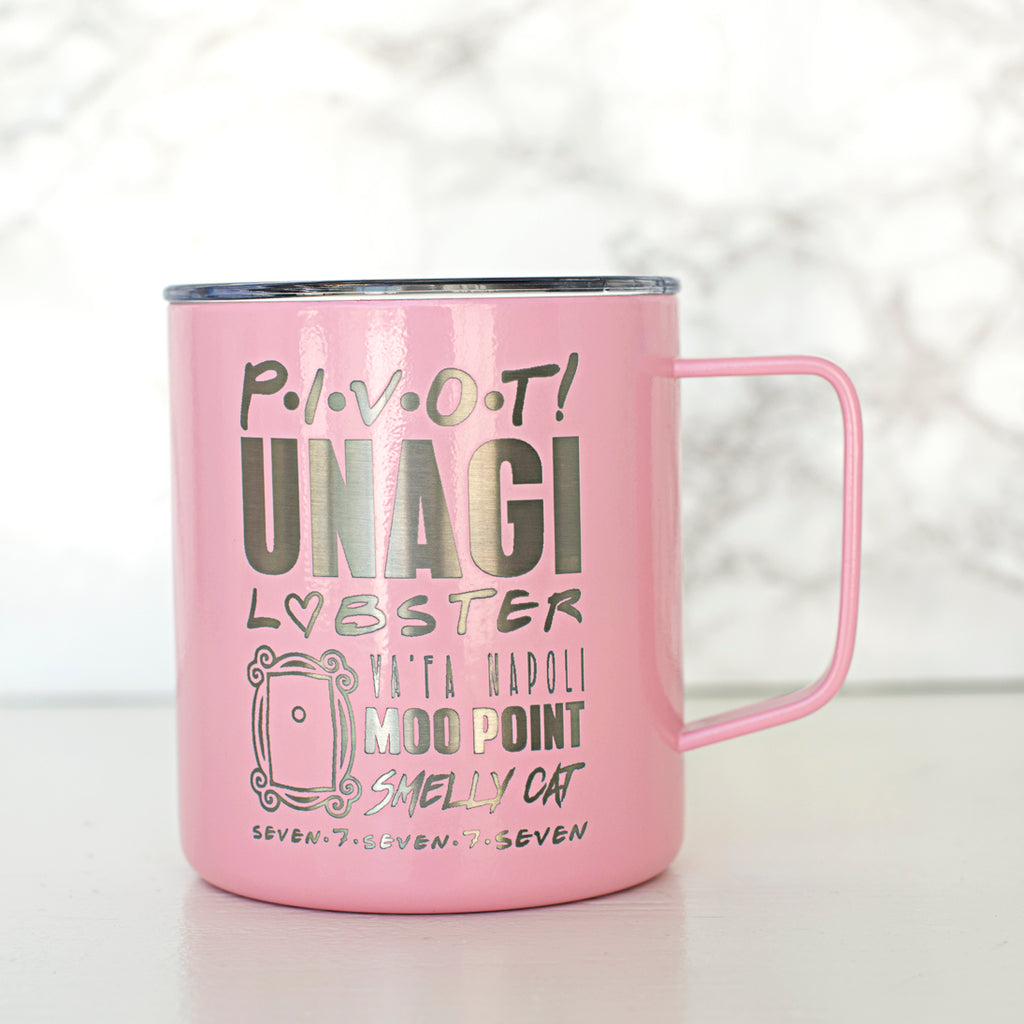 Friends Themes - 14oz Coffee Mug