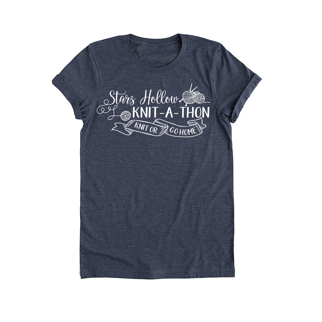 Stars Hollow Knit-A-Thon Shirt