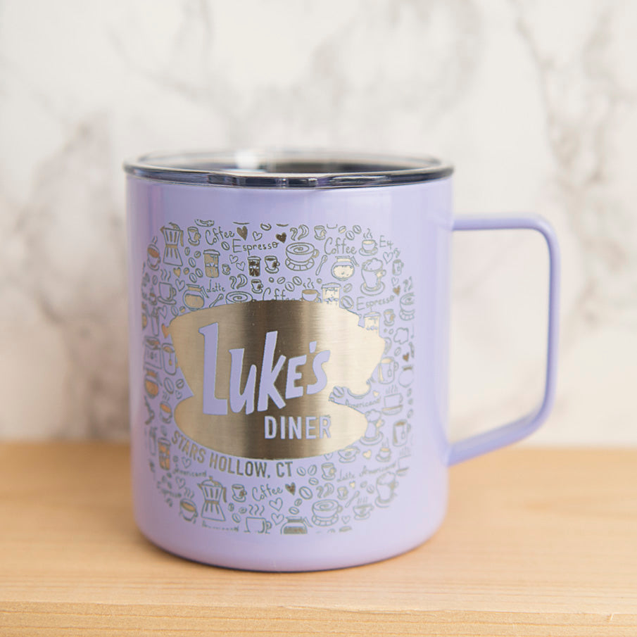 luke's diner coffee mug