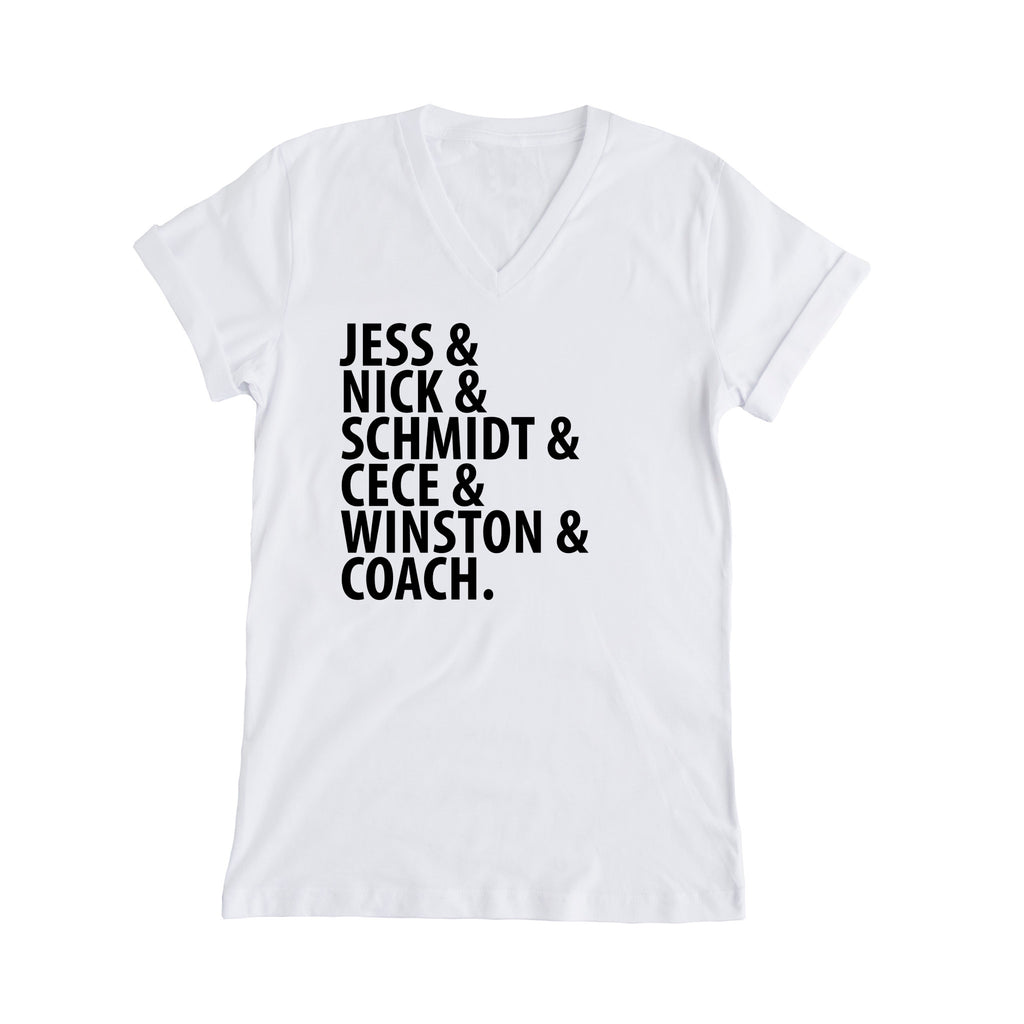 New Girl - Besties Tee