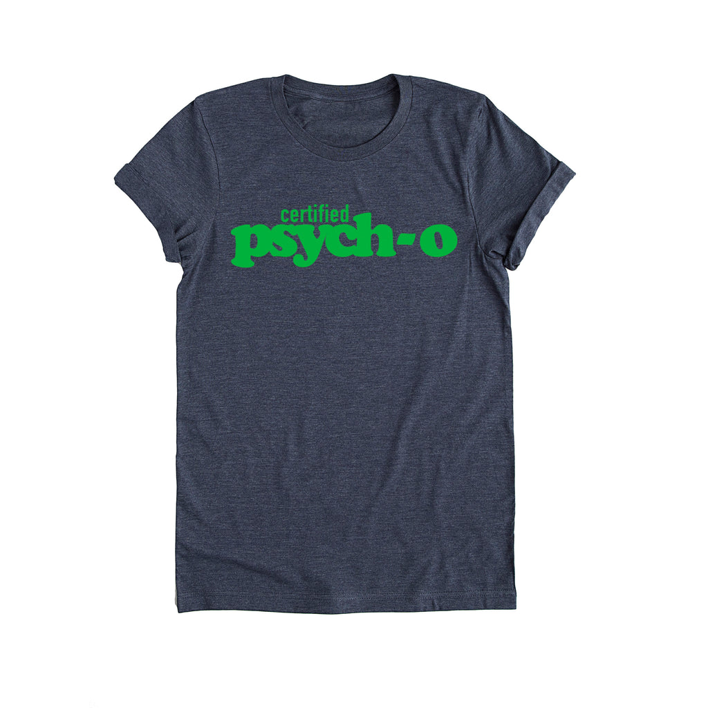 Psych - Certified Psych-o Fan