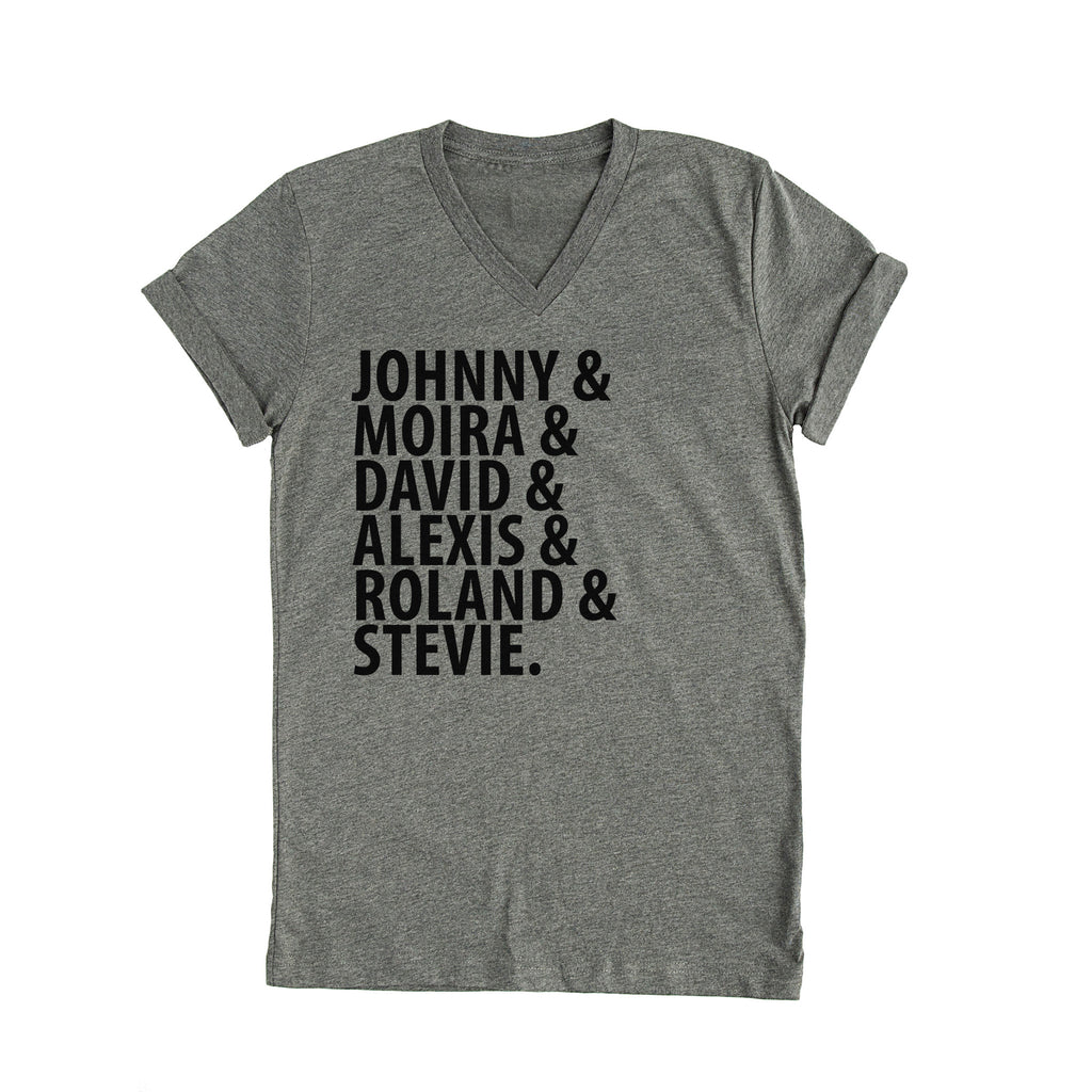 Schitt's Creek Family Tee