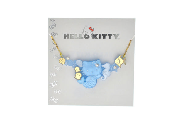 Hello Kitty Mermaid Necklace