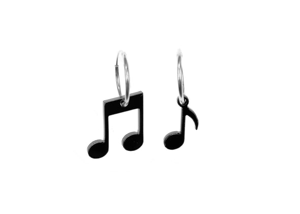 Music Note Endless Hoops