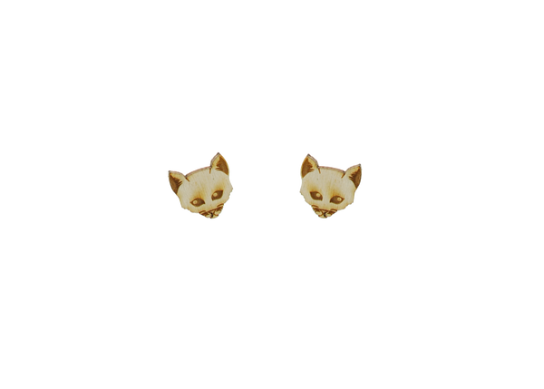 Lil' Kitty Earrings