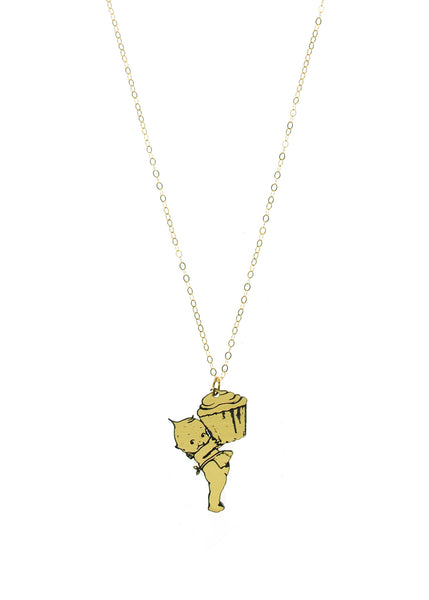 Kewpie® Cupcake Necklace