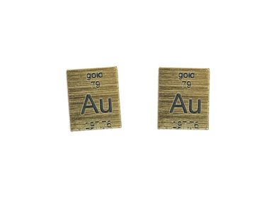 "Au Element ""Gold"" Earrings"