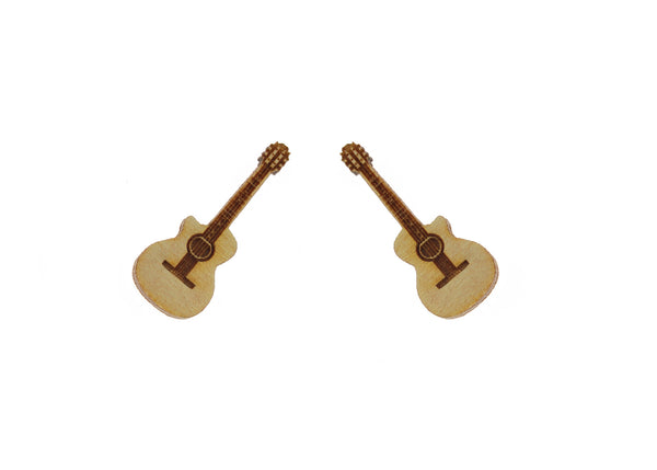 Classical Guitar Earrings