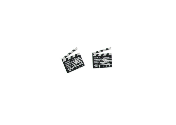 Clapperboard Earrings