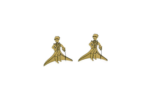 The Little Prince™ Drawing Earrings
