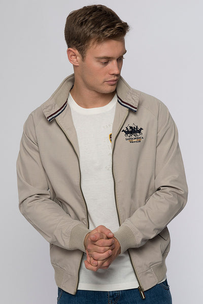 THORN MENS JACKET STONE