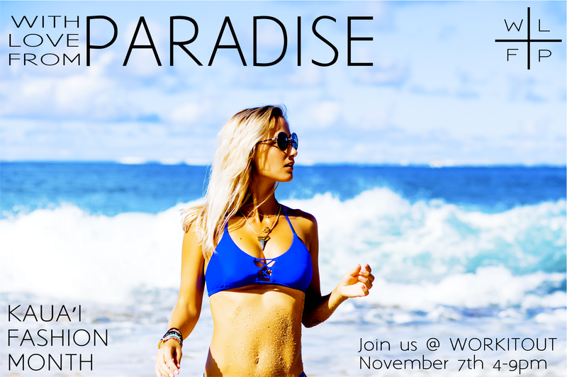 With Love From Paradise X Work it Out Trunk Show