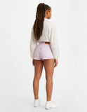 RIBCAGE SHORT CHALKY LAVENDER FROST SHORT- 0054