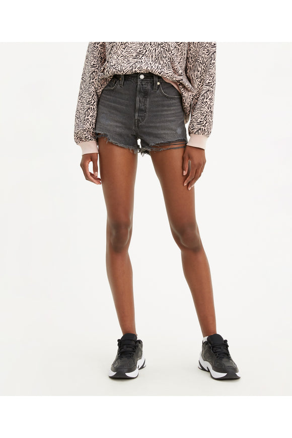 501 Original High Rise Shorts - 0070