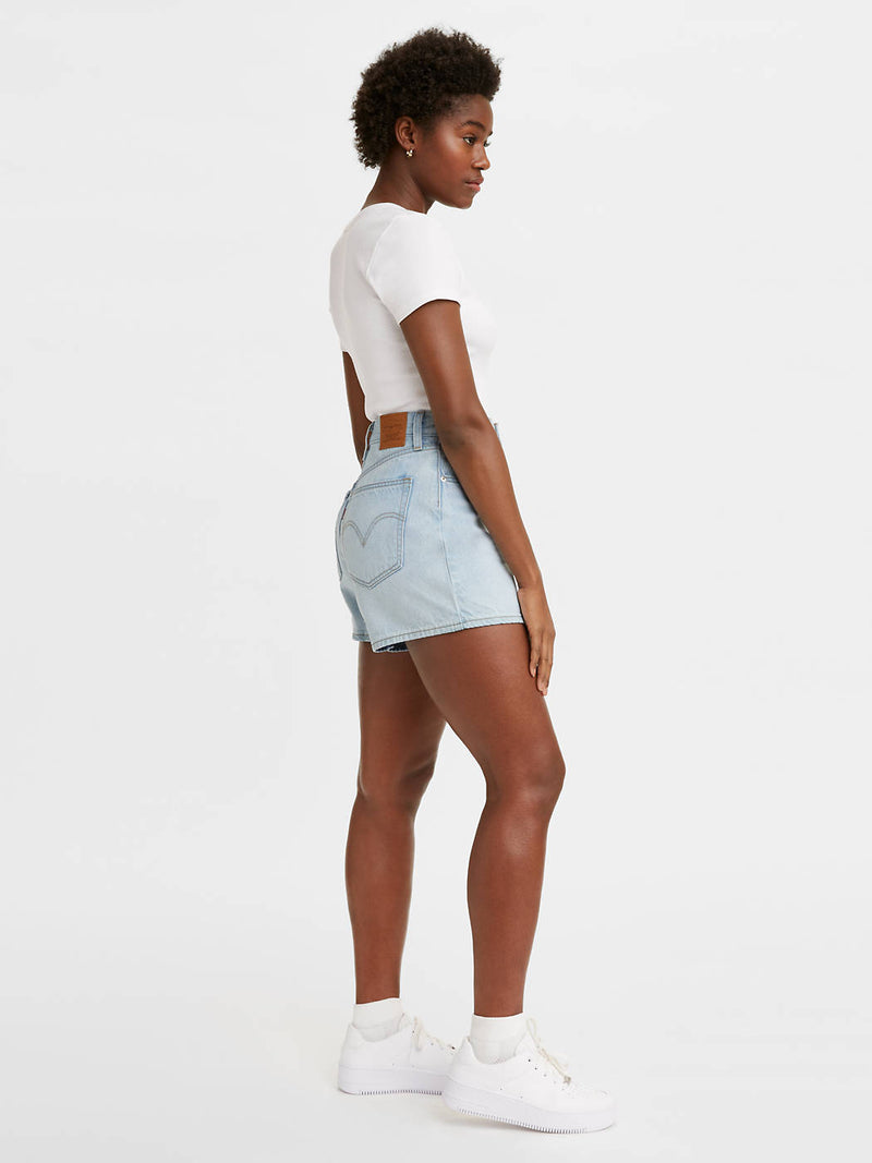 HIGH LOOSE WOMEN'S SHORTS - 0001