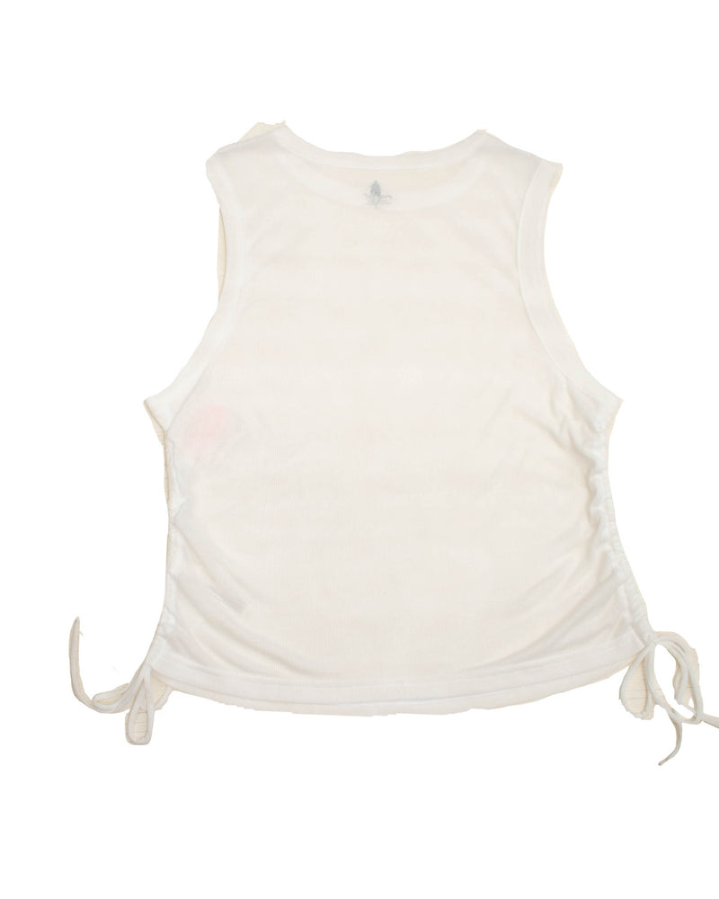 ITS A CINCH TANK - WHITE 4685