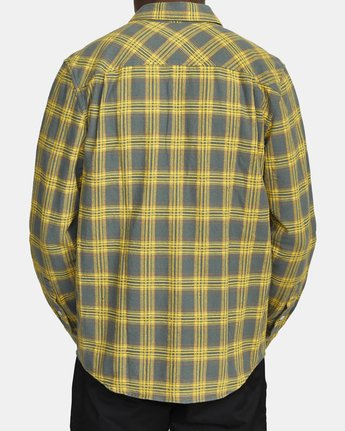 THATLL WORK FLANNEL LONG SLEEVE SHIRT - ABG