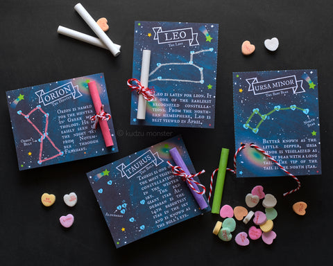 star constellations valentine