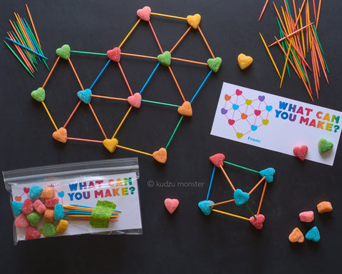 stem valentine building kit