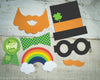 Printable St. Patrick's Day Kid's Party Decor Kit - Kudzu Monster  - 4