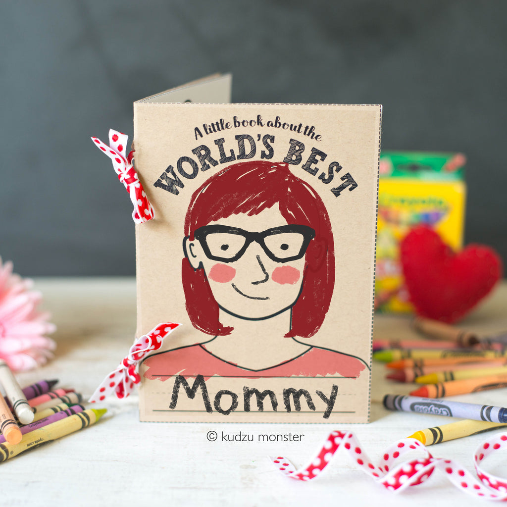 Mother's Day Activity Book