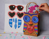 Owl Valentine Box Decor Kit