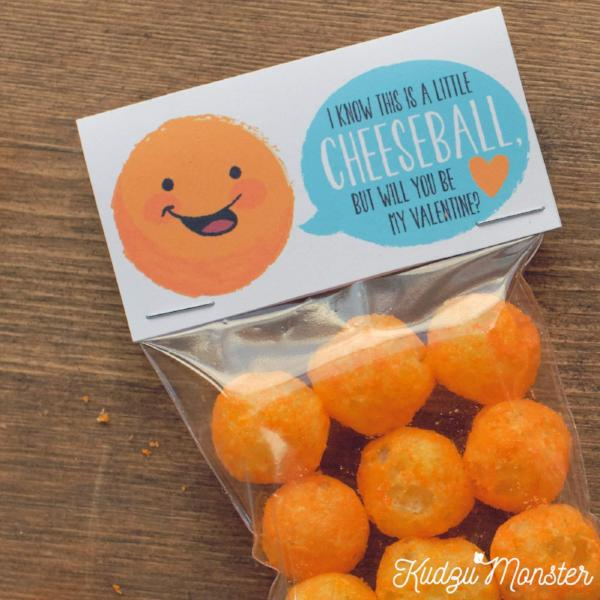 Cheeseball Valentines