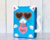 Cat Valentine Box Decor Kit