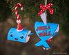 Jingle Whale Ornament