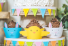 Printable Easter Party Decor Deluxe Kit - Kudzu Monster  - 3