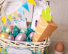 Printable Easter Basket Kit - Kudzu Monster  - 3
