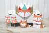 Printable Fox Party Decor Deluxe Kit - Kudzu Monster  - 10
