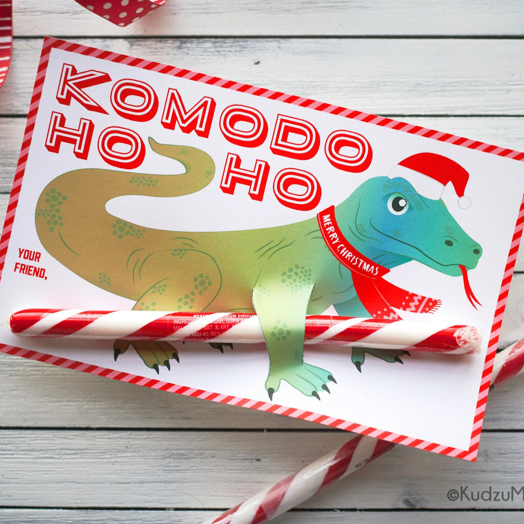 Komodo Candy Cane Holder