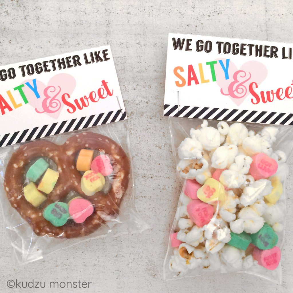 Salty and Sweet Valentine